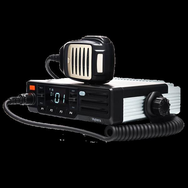 base mobile analogique numerique Hytera MD615