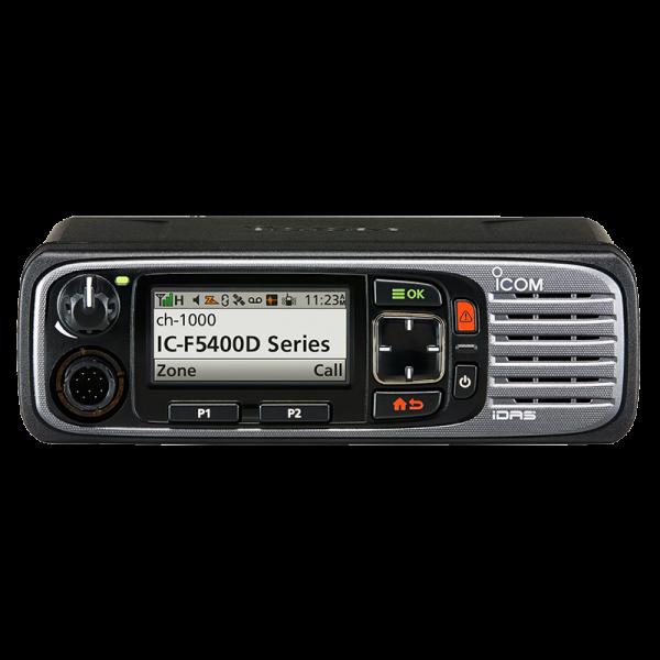 0 Icom IC-F5400D / IC-F6400D