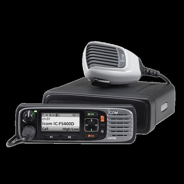 1 Icom IC-F5400D / IC-F6400D
