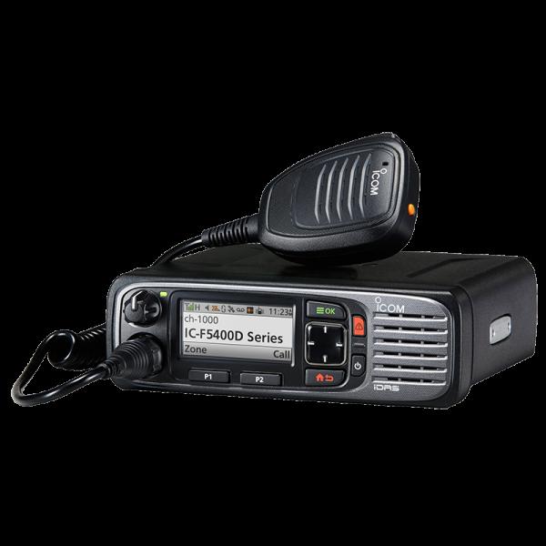 2 Icom IC-F5400D / IC-F6400D