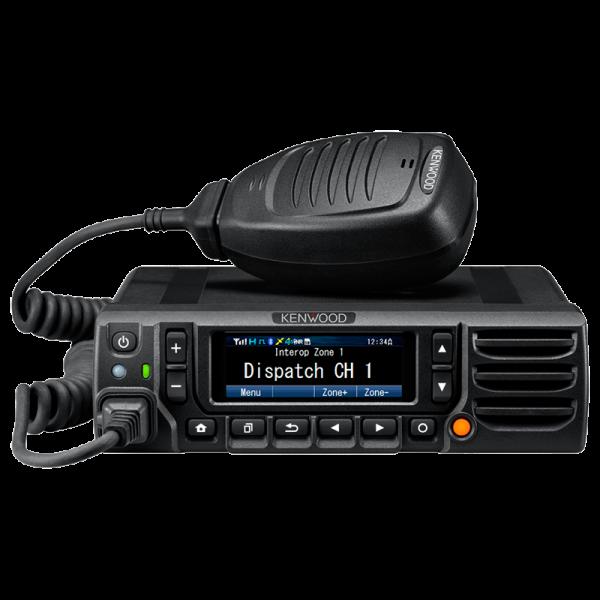 base mobile analogique numerique Kenwood NX-5800E / NX-5700E