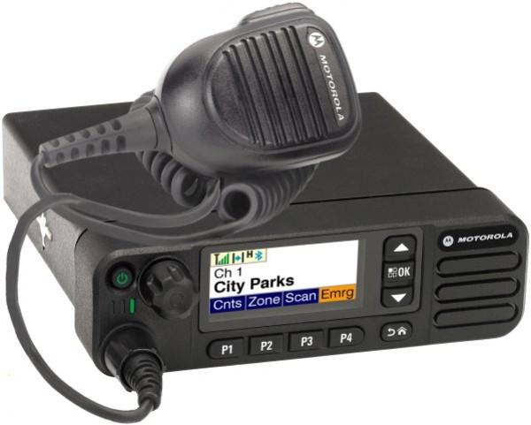 base mobile analogique numerique Motorola DM4600e
