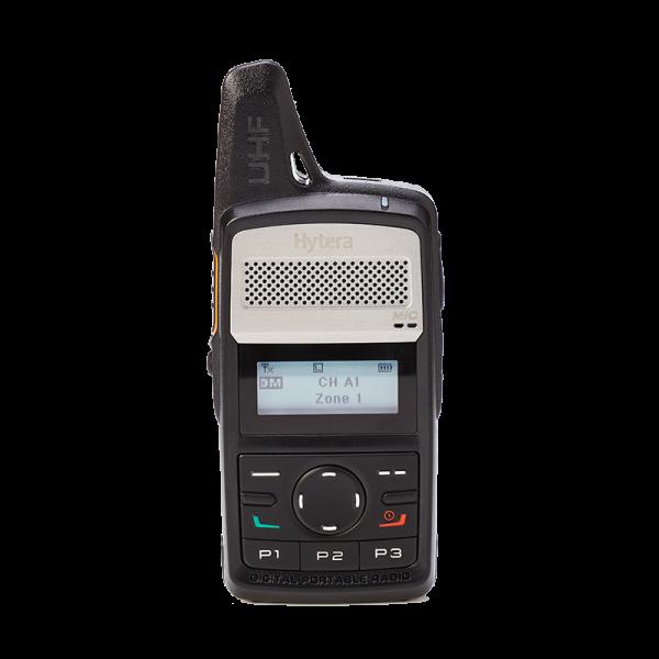 talkie walkie analogique numerique Hytera PD365