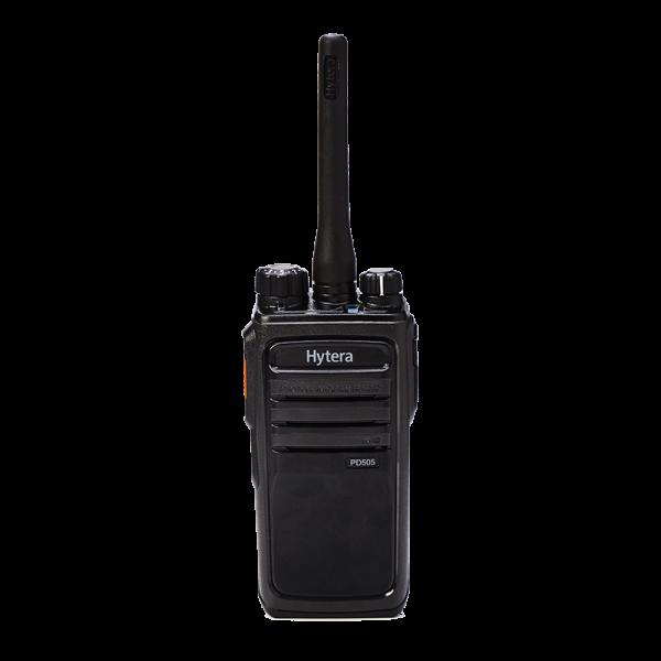 talkie walkie analogique numerique Hytera PD505