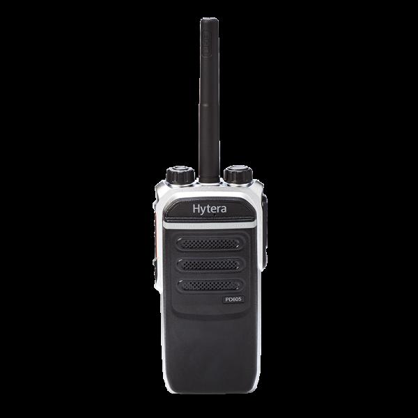 talkie walkie analogique numerique Hytera PD605(G)