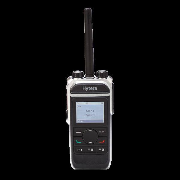 talkie walkie analogique numerique Hytera PD665(G)