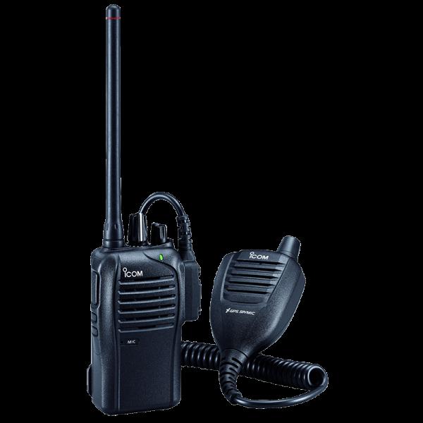 2 Icom IC-F3102D / IC-F4102D