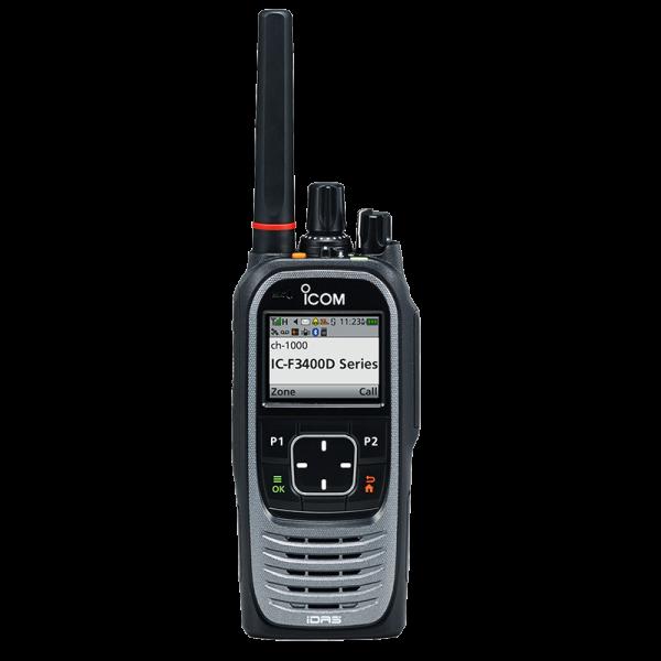 0 Icom IC-F3400DS / IC-F4400DS
