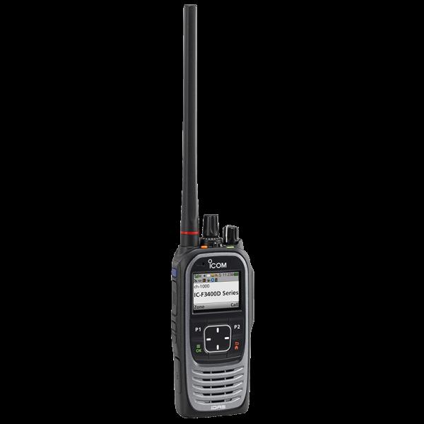 1 Icom IC-F3400DS / IC-F4400DS