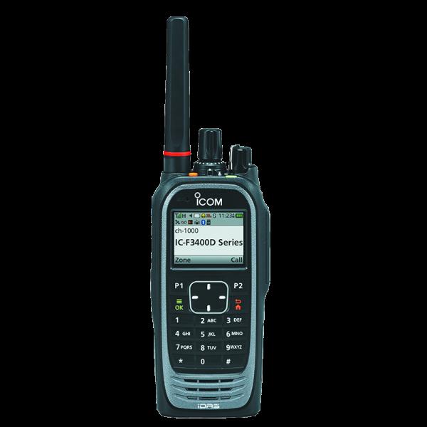 0 Icom IC-F3400DT / IC-F4400DT