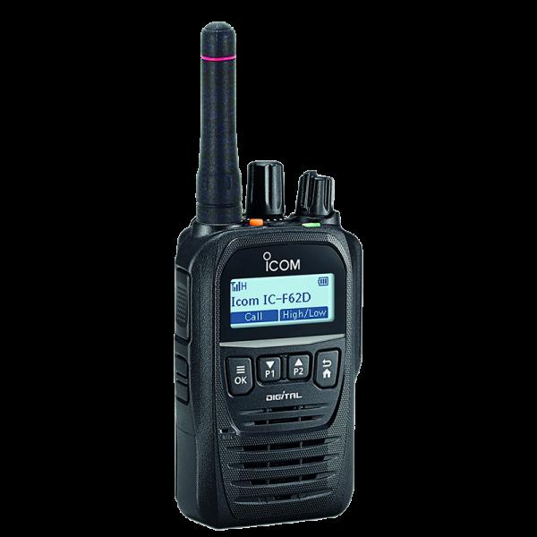 1 Icom IC-F52D / IC-F62D
