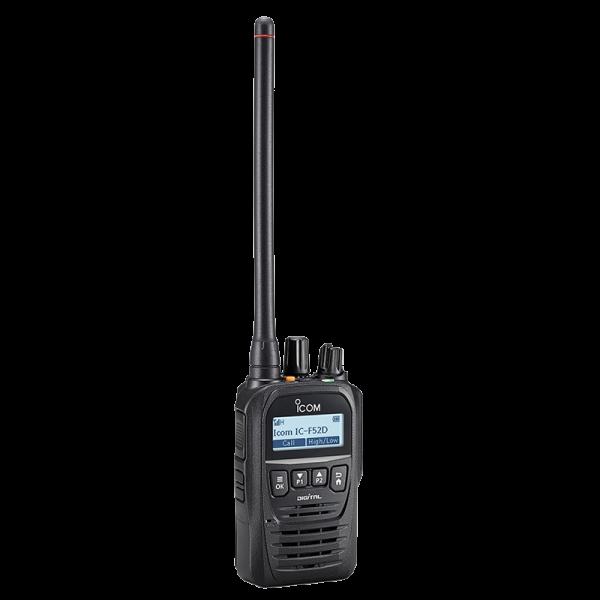 2 Icom IC-F52D / IC-F62D