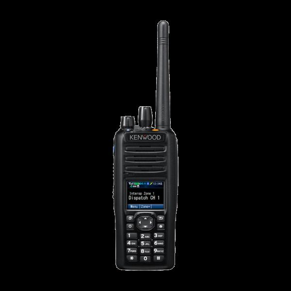 talkie walkie analogique numerique Kenwood NX-5300E / NX-5200E