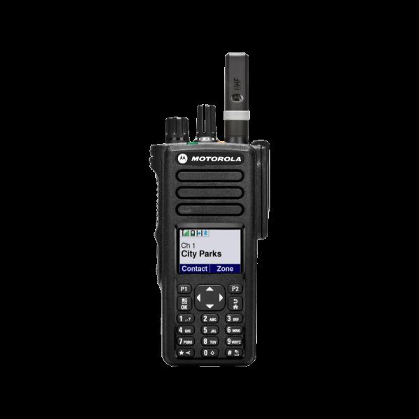 0 Motorola DP4800e