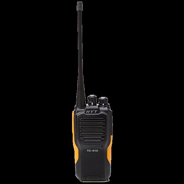 talkie walkie analogique Hytera TC-610