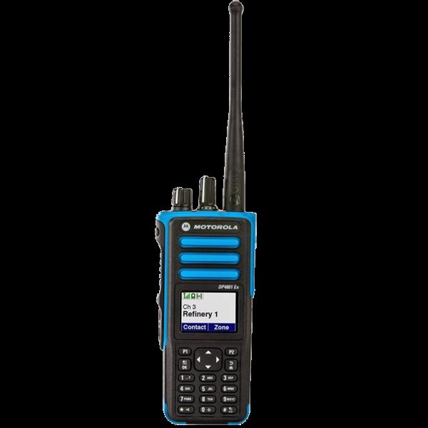 talkie walkie atex Motorola DP4801EX