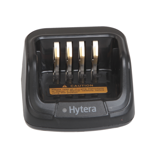 talkie walkie chargeur individuel Hytera ch10a07