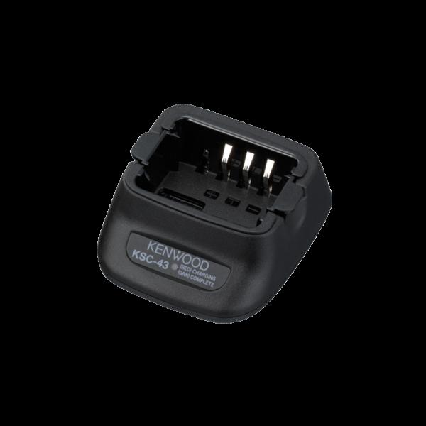 talkie walkie chargeur individuel Kenwood ksc-43