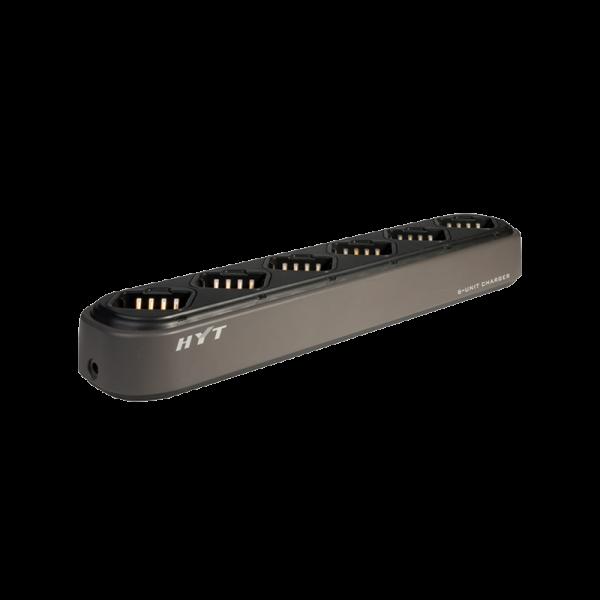 talkie walkie chargeur multiple Hytera mca02