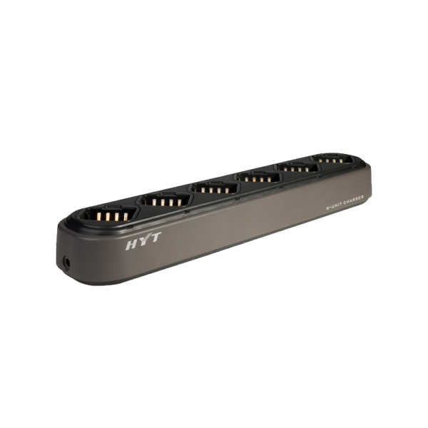talkie walkie chargeur multiple Hytera mca03