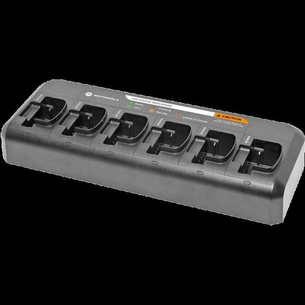 talkie walkie chargeur multiple Motorola pmln6598