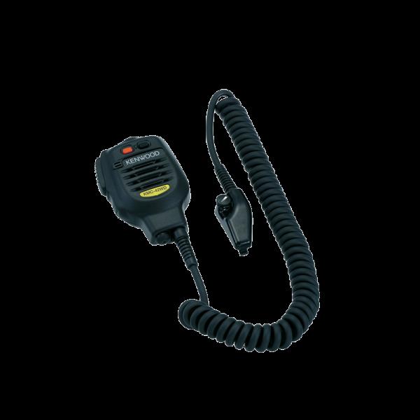 talkie walkie micro déporté Kenwood kmc-42wd