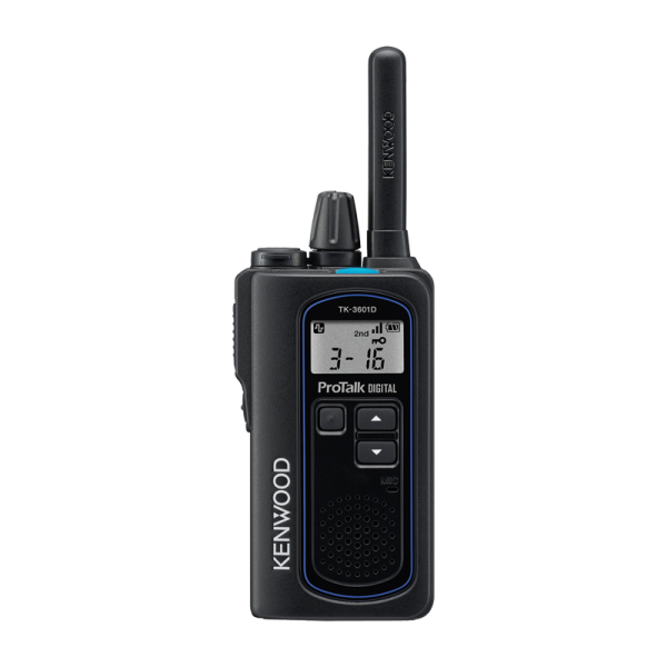 talkie walkie sans licence Kenwood TK-3601D