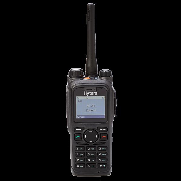 talkie walkie tetra Hytera PT580H
